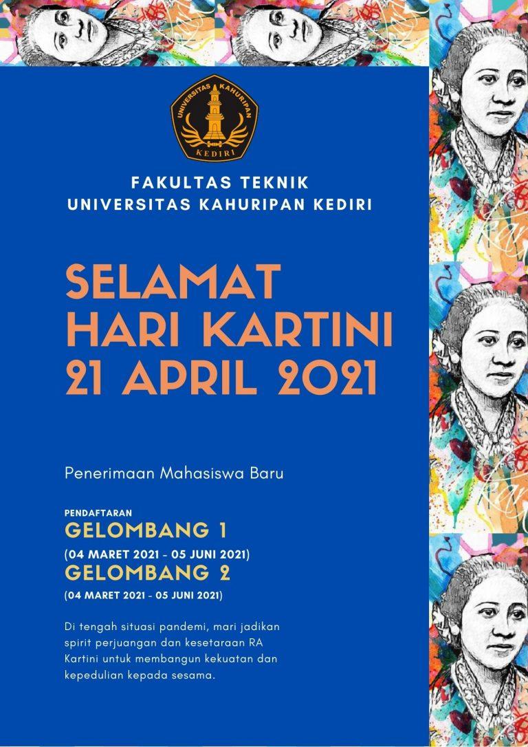 Flyer Kartini